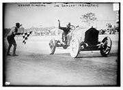 Damier Noir et Blanc Indianapolis 1912