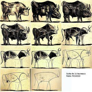 Picasso_Taureaux