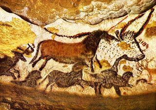 Lascaux_chevaux