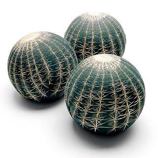 Pouf cactus